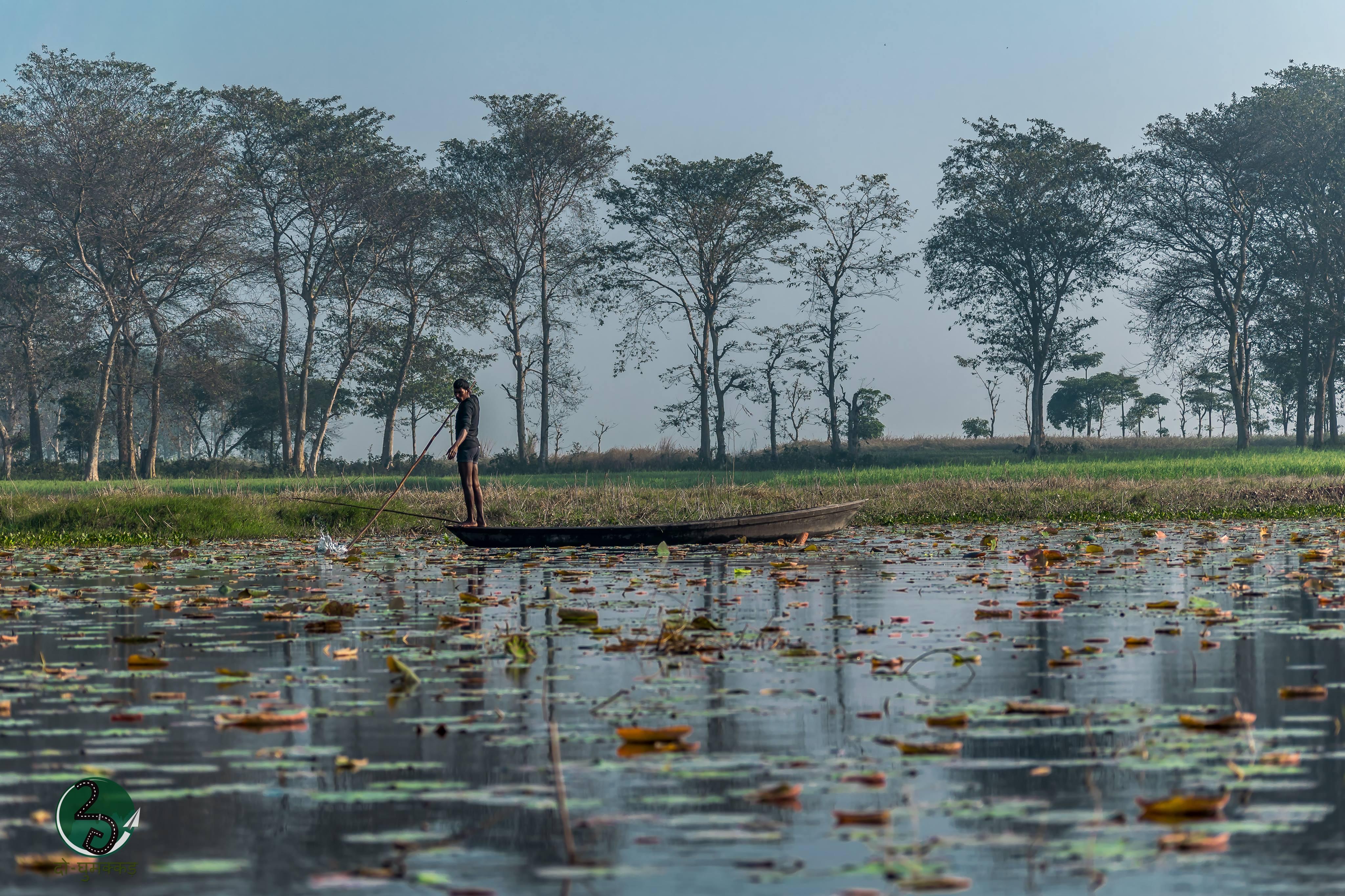 Read about Kanwar, a dying lake through the Lenses of 2 Ghumakkar