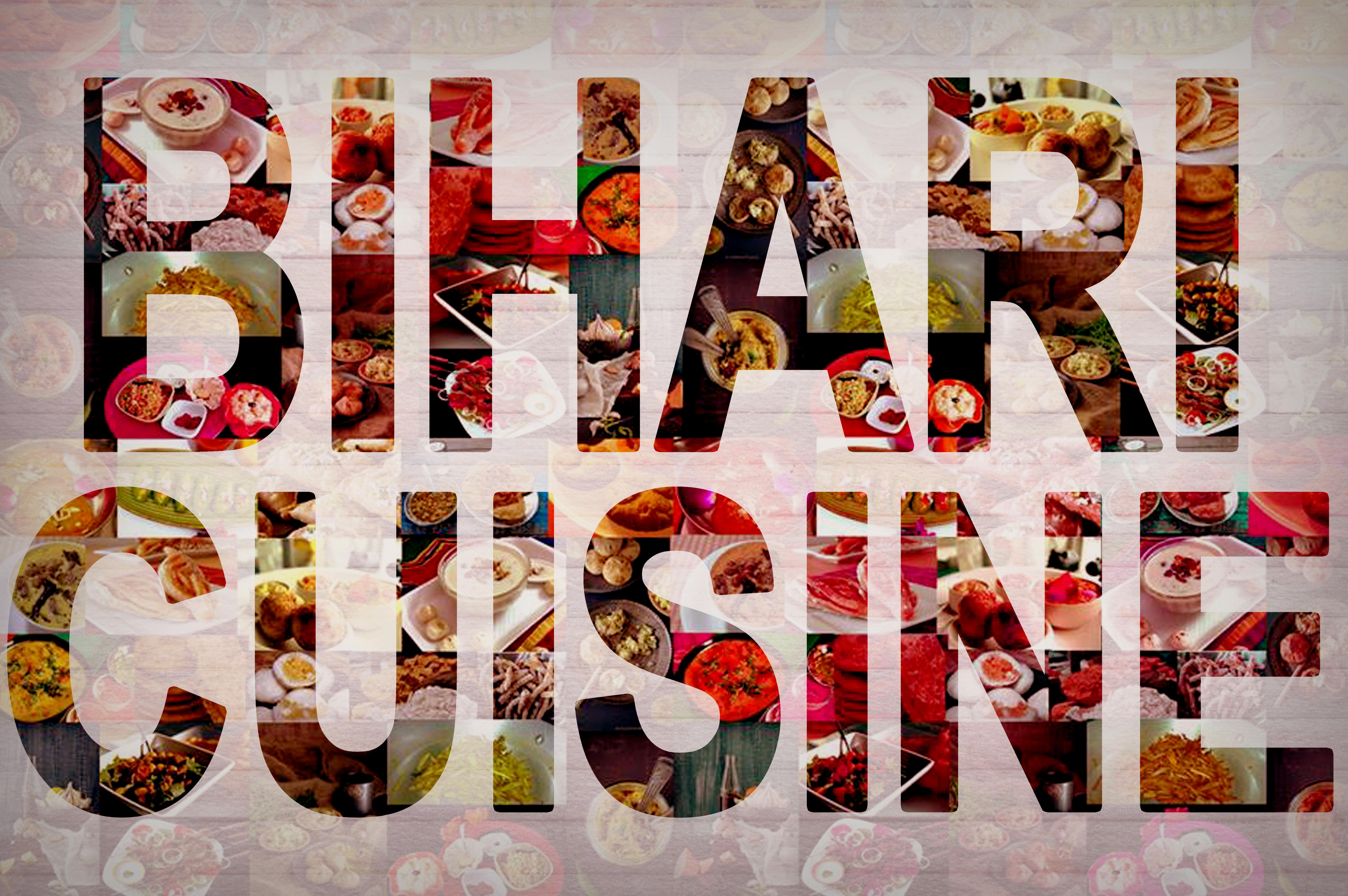 Bihari cuisine, Bihari Dishes, Bihari food, Foof from Bihar