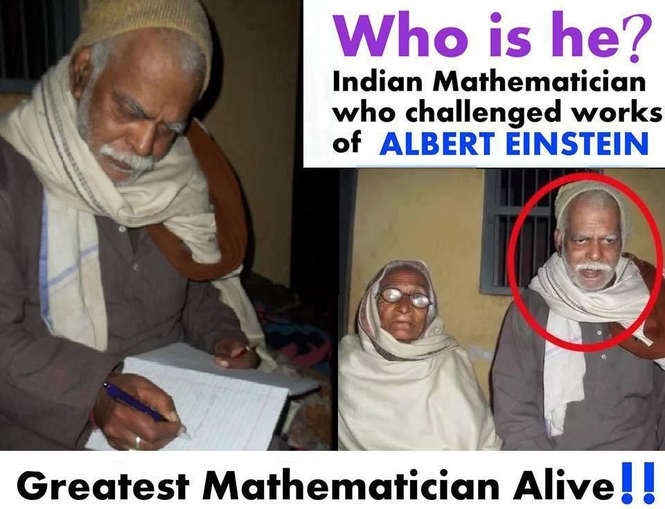 Mathematician_ Vashistha Narayan Singh