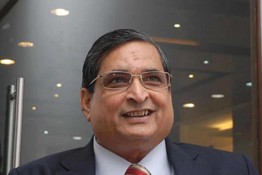 Ravindra Kishore Sinha | Securing firms & the man behind SIS