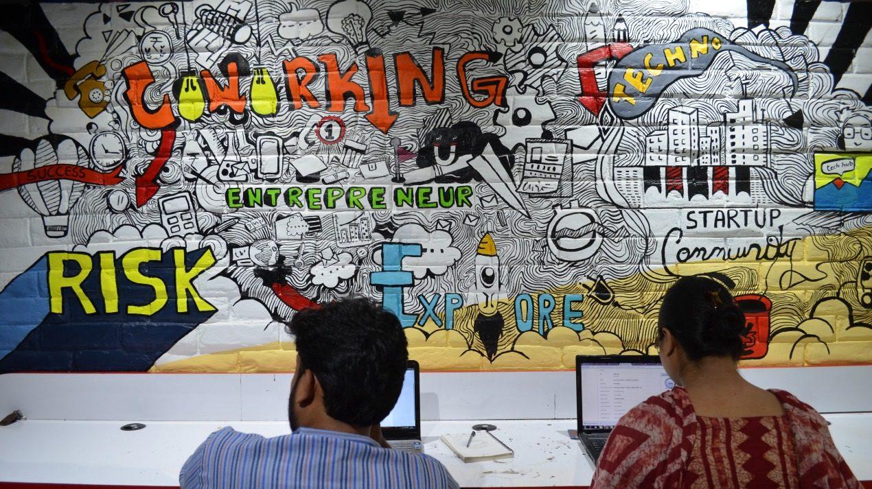 Work Studio Coworking- Story of Bihar's First Coworking Space