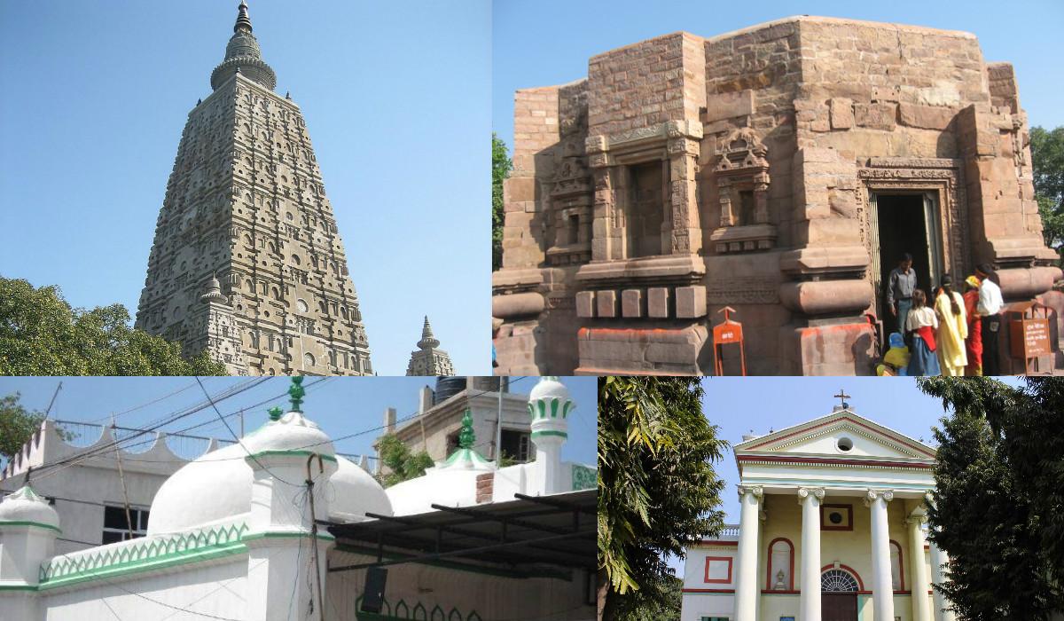 6 Historic Religious Architectural Monuments in Bihar