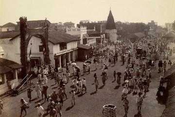Principal-street-of-Gaya.