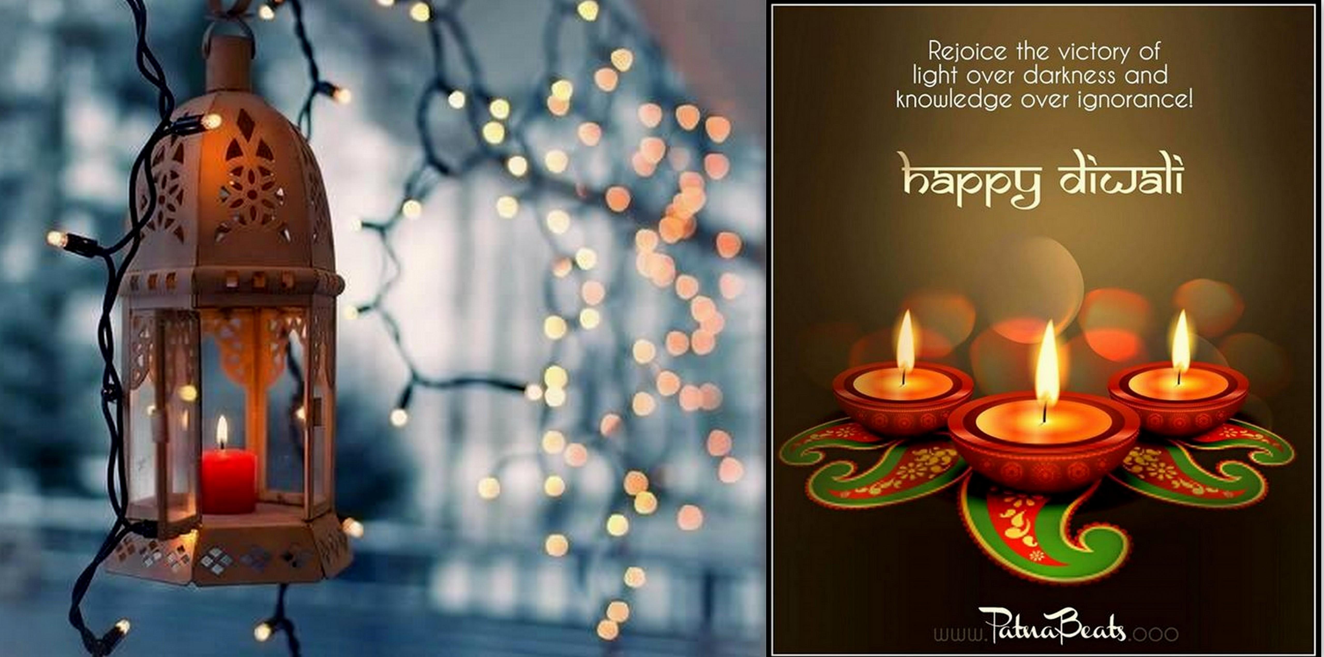 Diwali -It's a memory fiesta.