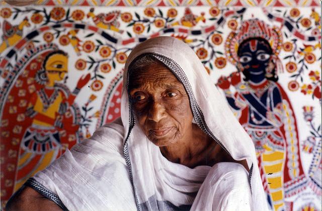 Madhubani Paitning