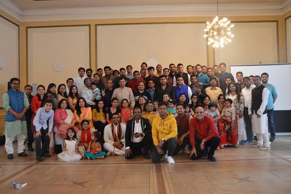 Berlin celebrates Bihar : Bihari diaspora in Germany celebrated Bihar Diwas