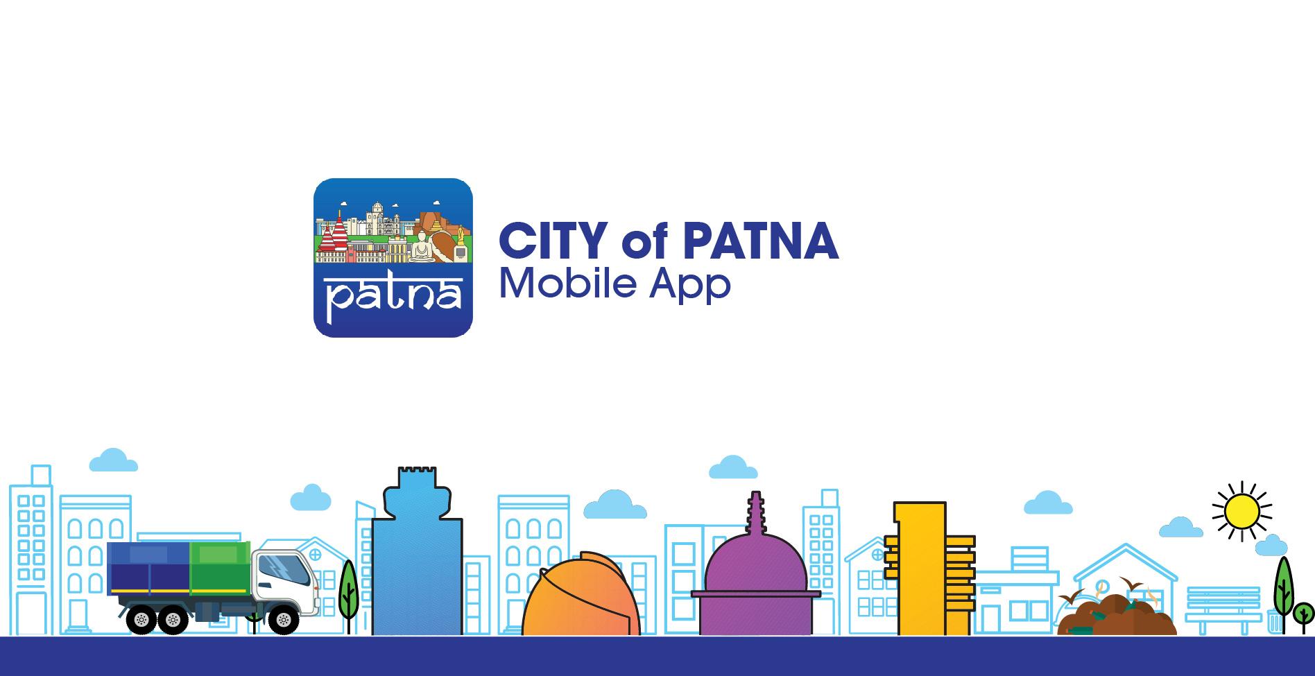 पटना वासियों के लिए सबसे ज़रूरी मोबाइल ऐप है 'City of Patna'