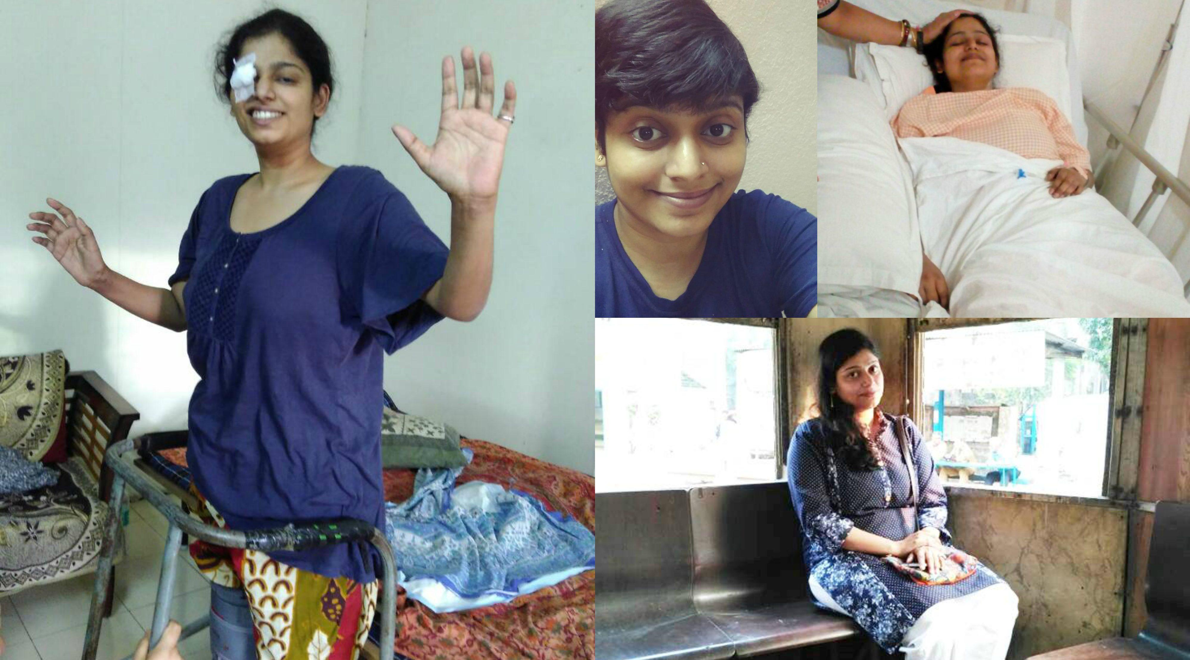 Mahima Tiwary, The 25 Years Old Bihari Girl Who Defeated Death