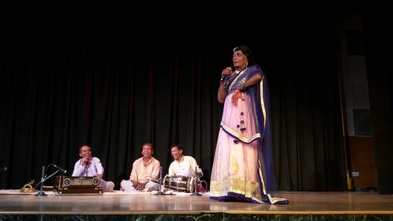 Ramchandra Manjhi Bihar S Legendary Naach Artist Received Sangeet Natak Akademi Award