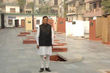 Bindeshwar Pathak, Sulabh International, Bihar