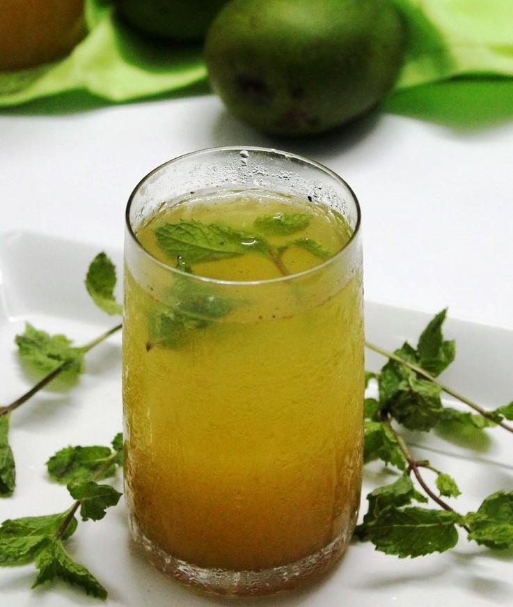 Aam Sharbat_Bihari Drinks
