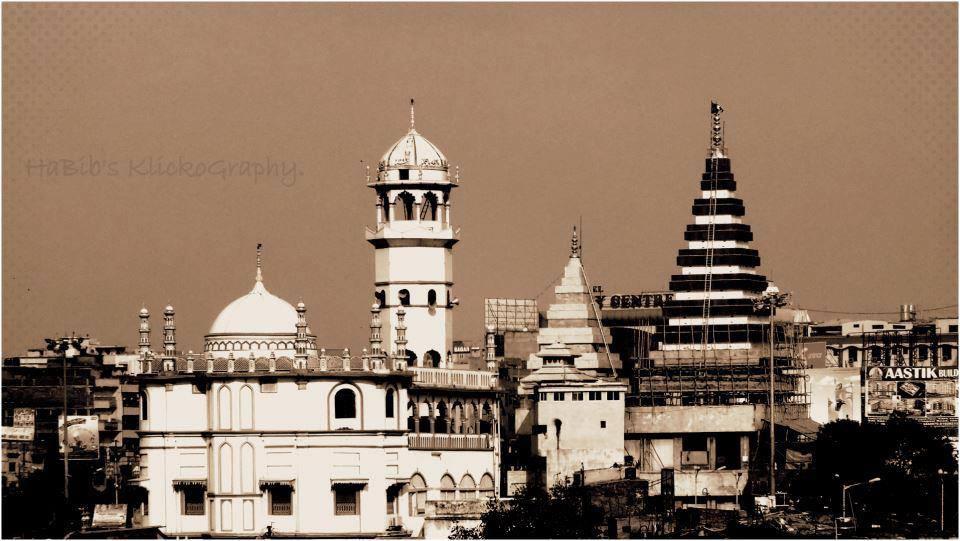mandir masjidd