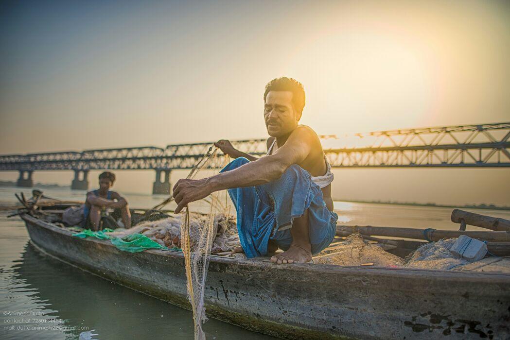 Animesh Dutta, Ganga Ghat, PatnaBeats