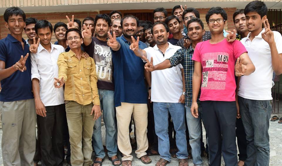 28 Students Of Bihar's Super 30 Crack IIT-JEE This Year