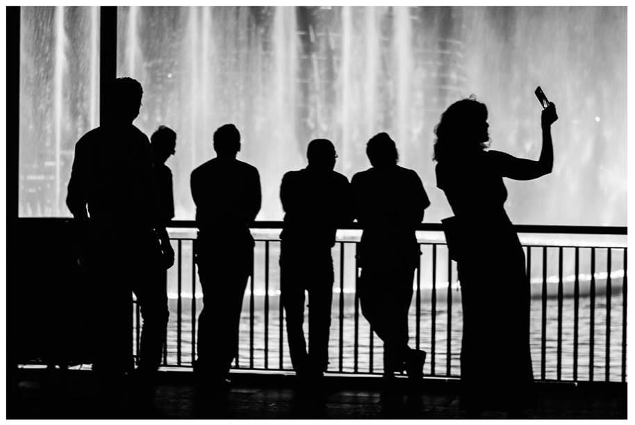 एक आवाज़ में आवाज़ मिलाते हुए लोग| एक कविता बिहार से, photo by Bashshar Habibullah