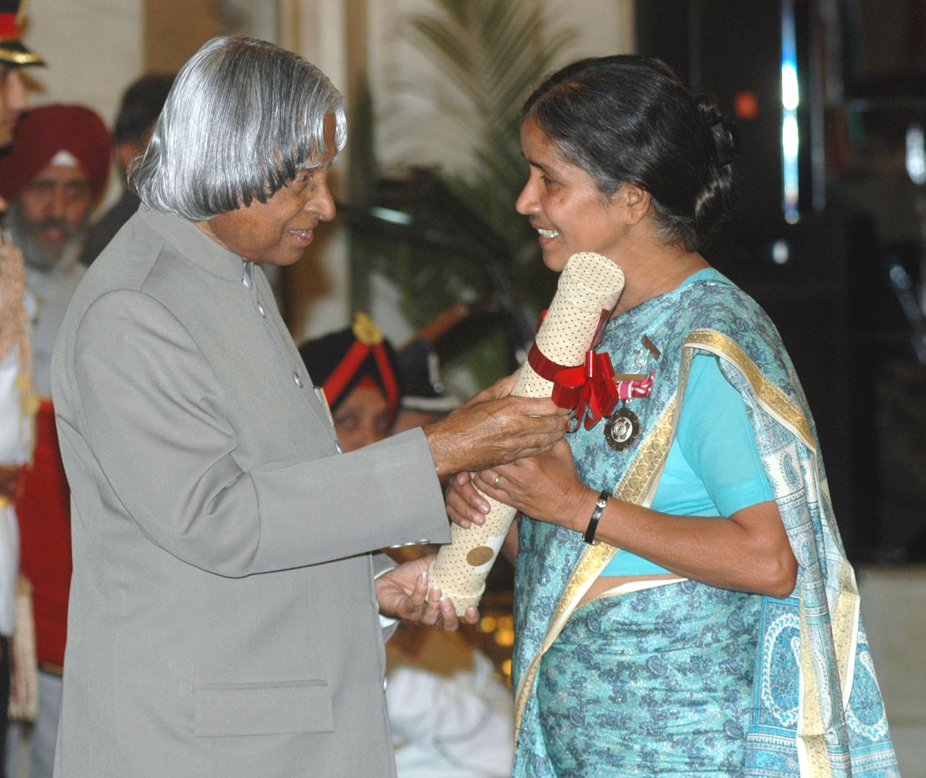 Sister Sudha Varghese