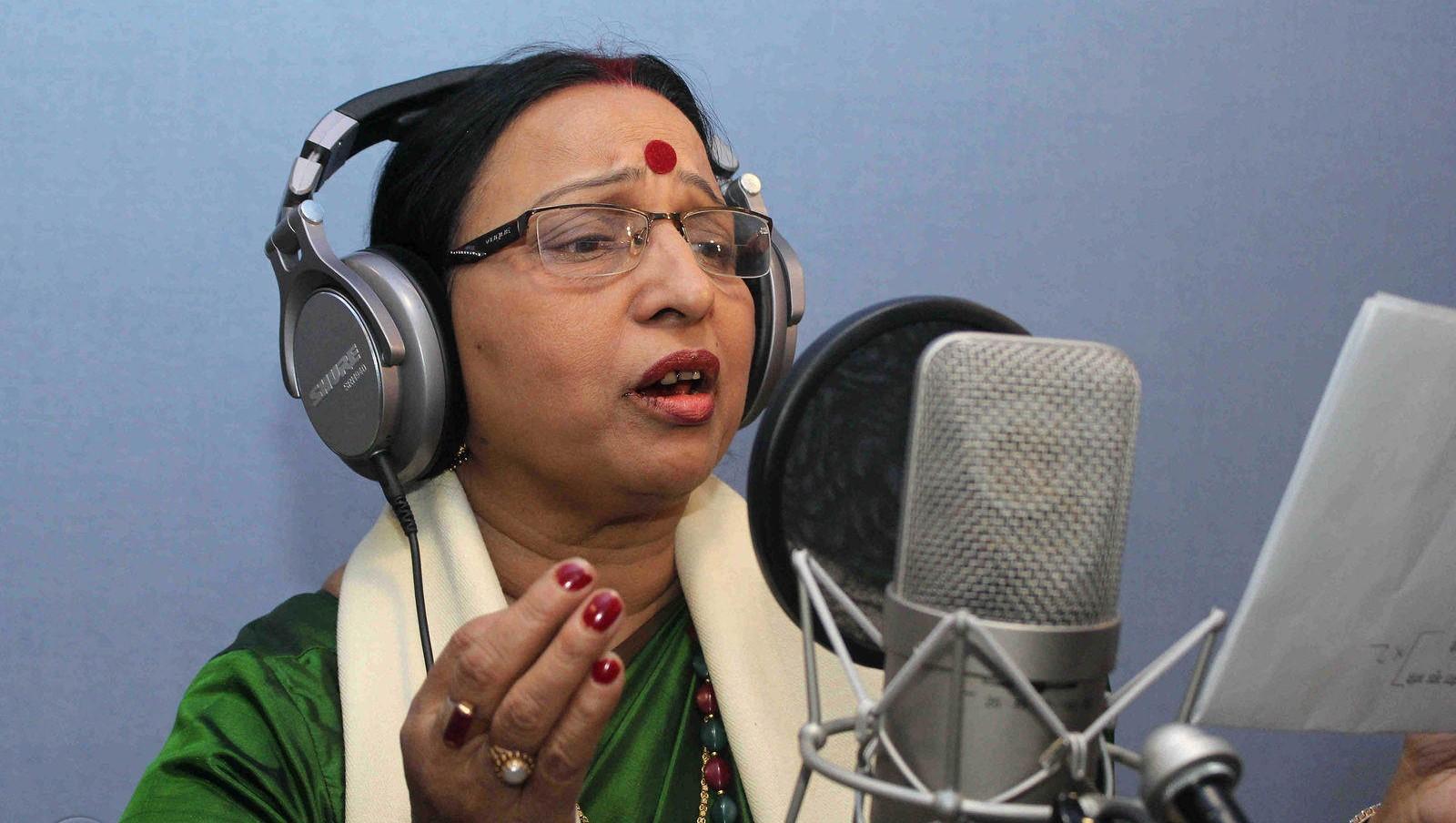 Folk Music of Bihar, sharda sinha