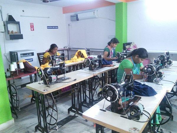 women artisans in Patna