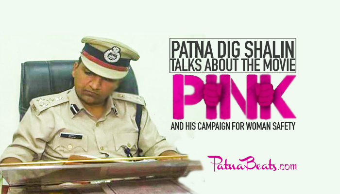Movie Pink And DIG's Campaign For Women Safety In Patna