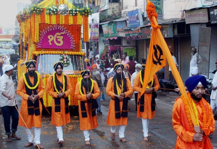 Special function of Prakash Parva begins, sea of devotees in Patna