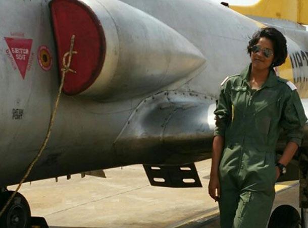 Bihar, Bihari, fighter pilot