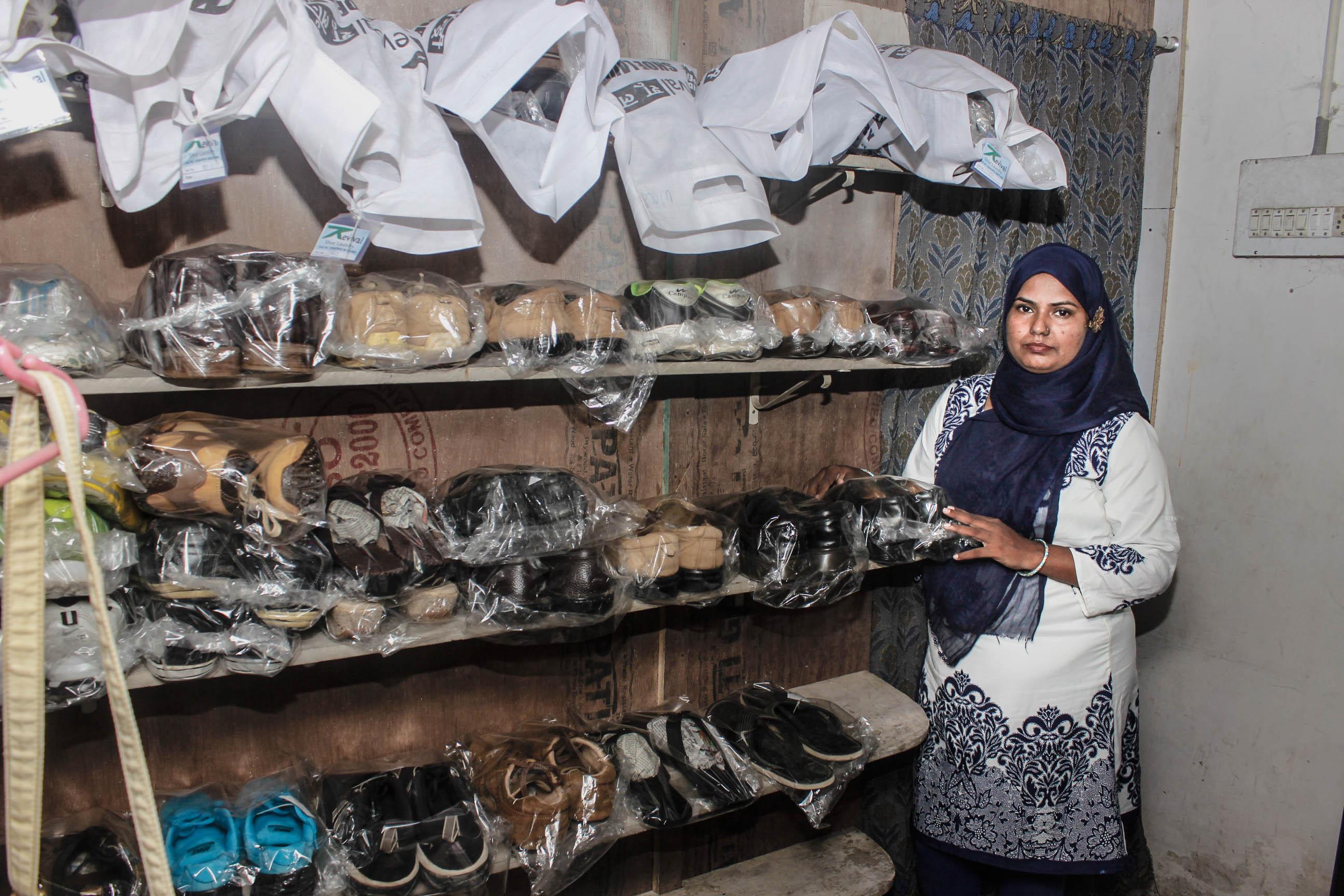 The Brain Behind Bihar's First Shoe Laundry | Shazia Quaiser