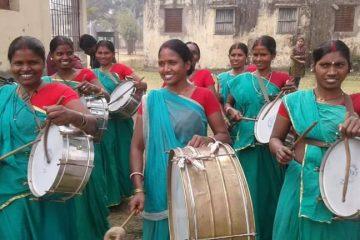 band of drummers, narigunjan