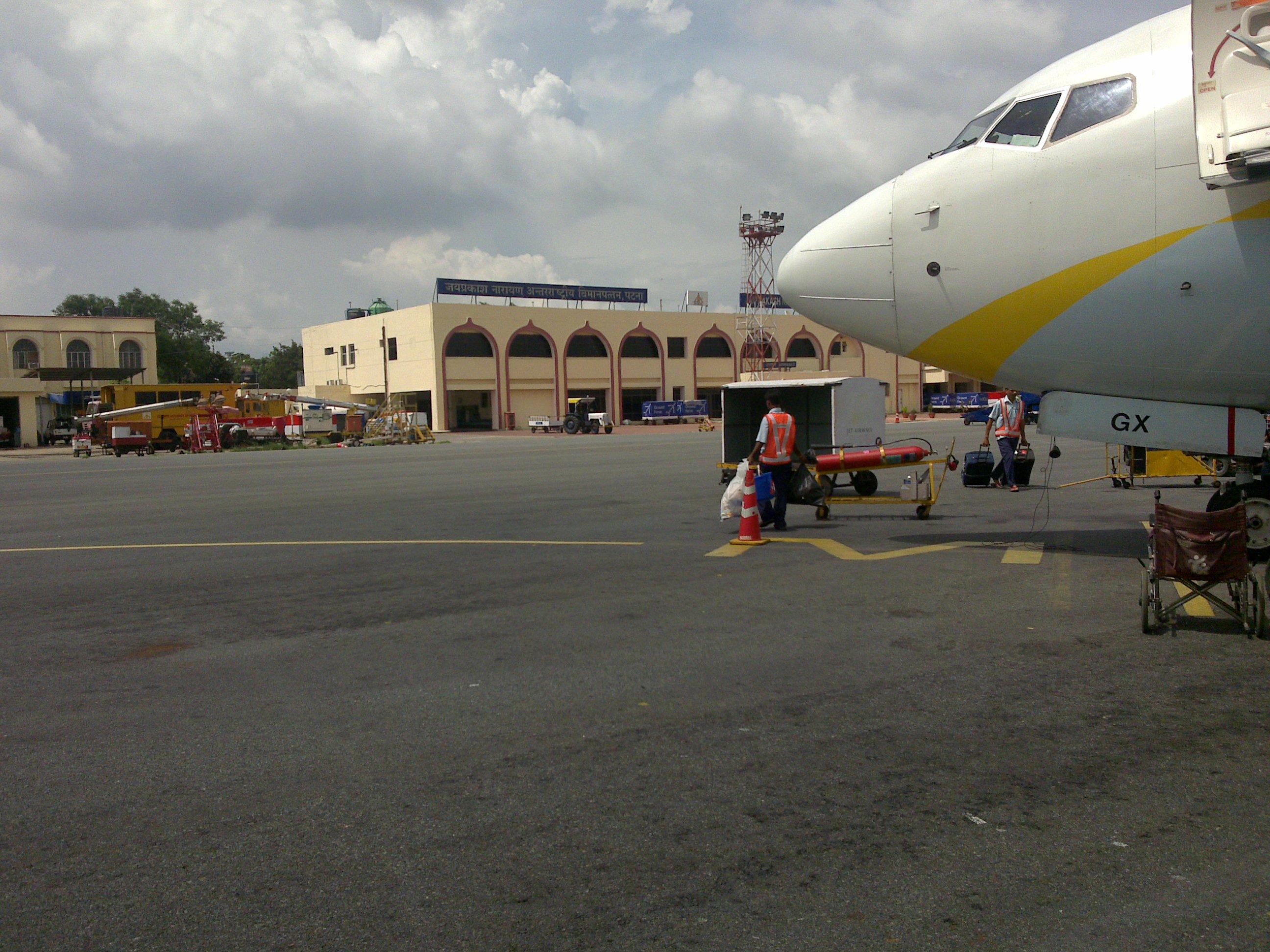 24×7 Flight Operations Begin From Patna Airport