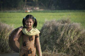 गाँव की लड़कियाँ