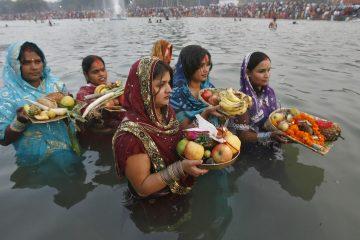 'Chhath Puja Patna