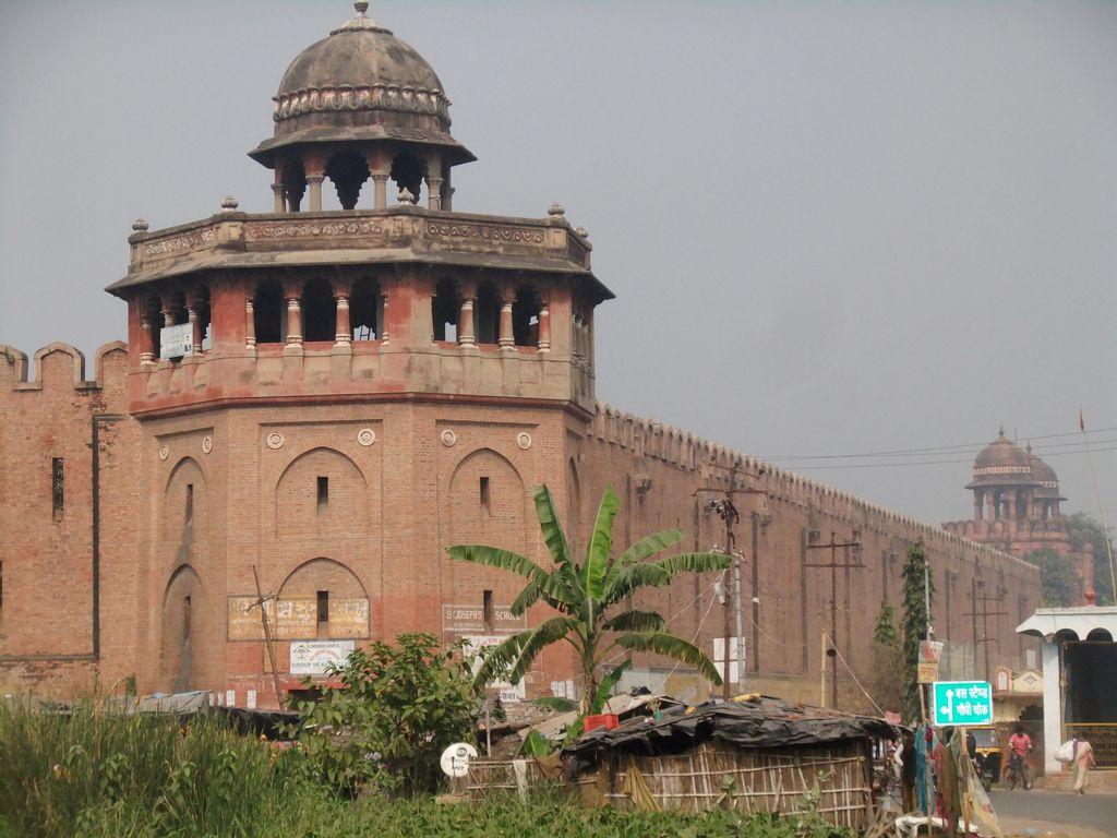 dharbhanga fort