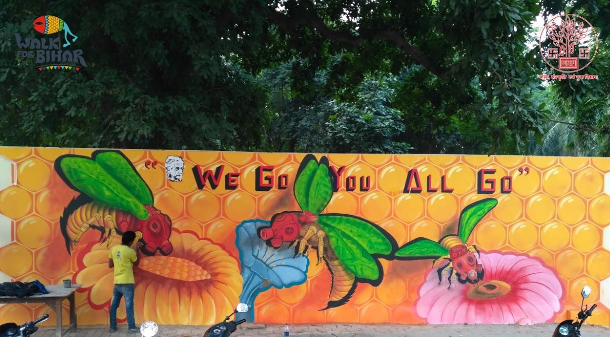 Walk For Bihar