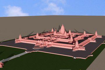 Largest Hindu Mandir