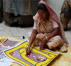 Padmshri Baua Devi