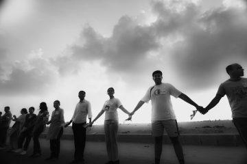 longest human chain
