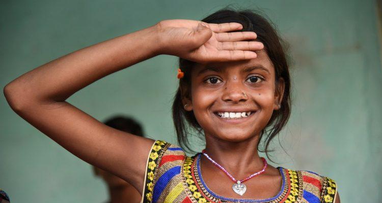 14-year-old Sangeeta Kumari dreams of joining the Indian Army. (Photo Courtesy: Tanmoy Bhaduri)