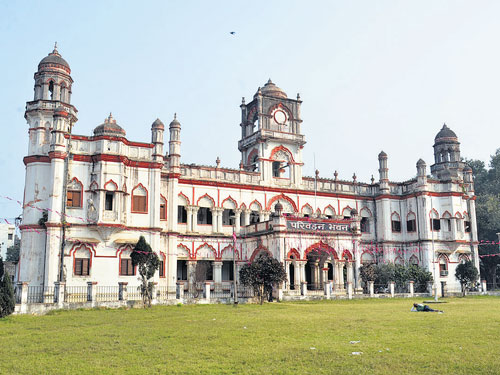Patna to soon turn Sultan Palace into a Heritage Hotel