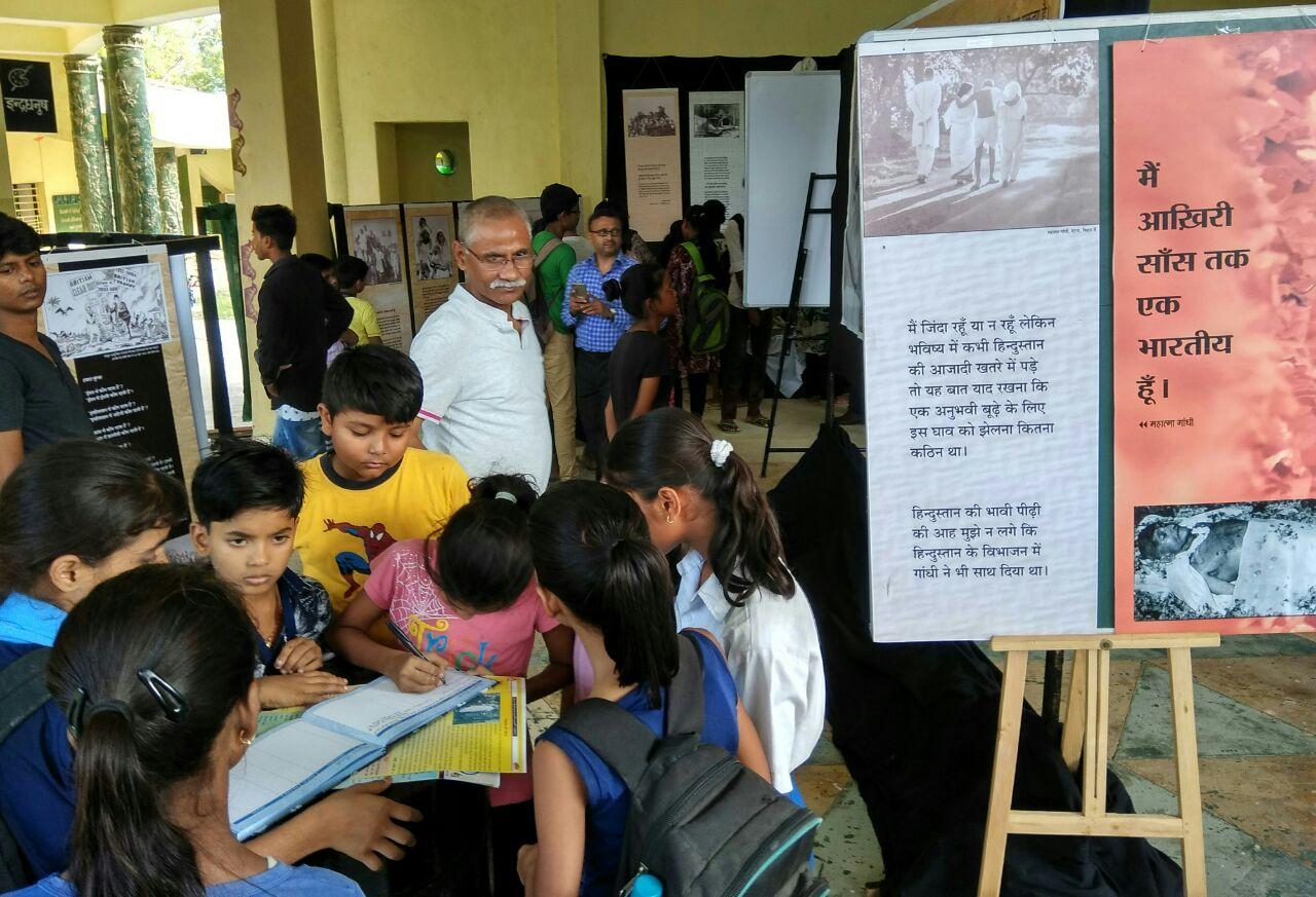 Gandhi Avlokan | A step towards reviving the Mahatma
