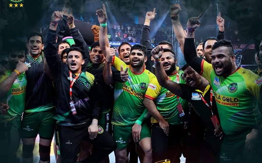 Patna Pirates Beat Gujarat Fortunegiants to win their hat-trick title