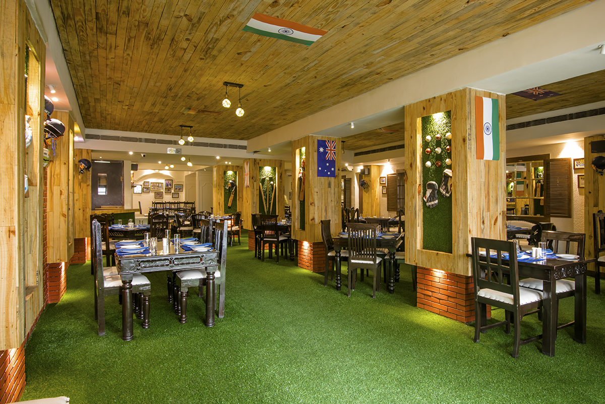 Patna's First Thematic Restaurant Has Relaunched itself With All New Taste And Ambiance