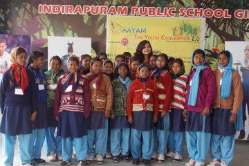 Aayam, Indrapuram girls school, Patna