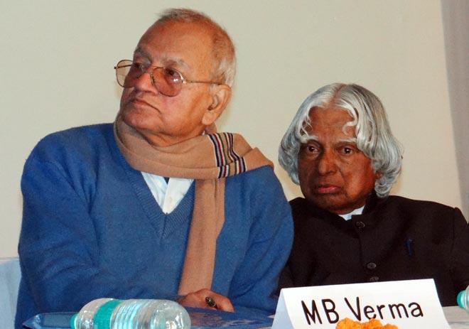 तेजस विमान की नींव रखने वाले बिहार के दरभंगा के डॉ मानस बिहारी वर्मा को मिला पद्म श्री