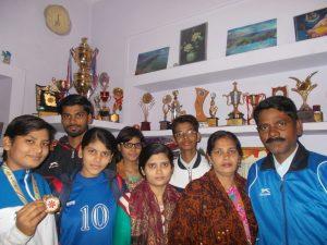 शमा परवीन, Shama Parween, Indian hockey team, Indian Hockey player