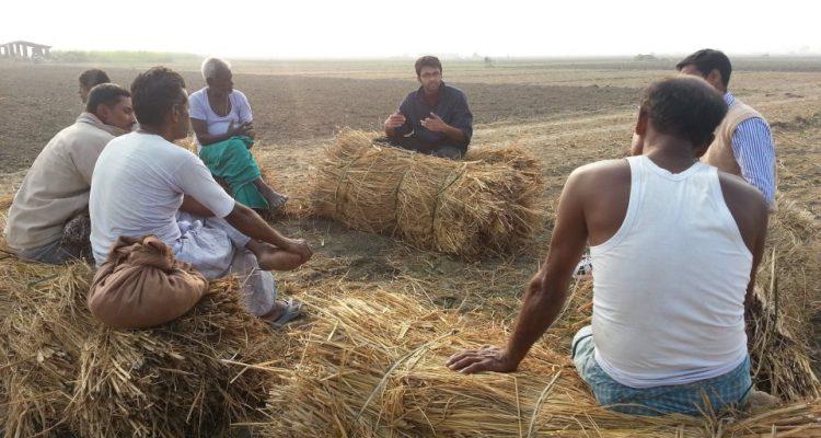 Farms n Farmers (FnF) Foundation, Shashank Kumar
