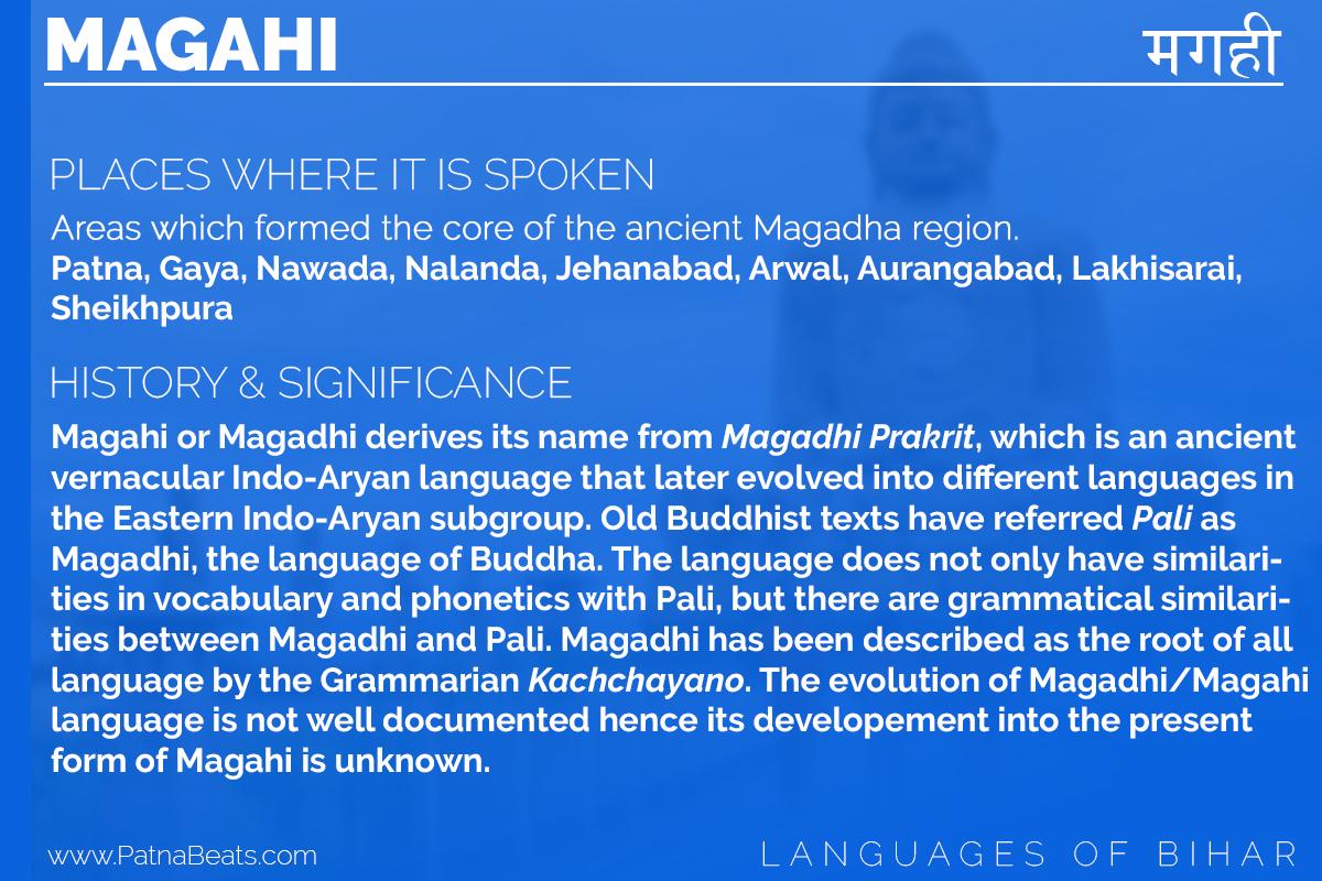 magahi language