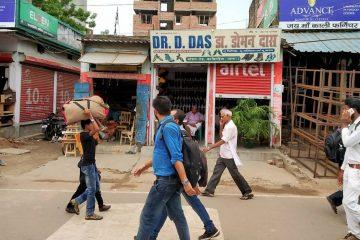 Dr Dooman Das, Dr. D Das , Patna