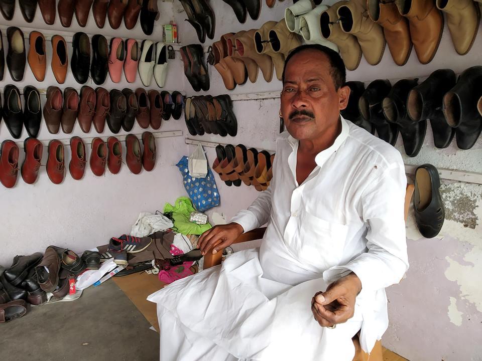 Dr Dooman Das, Dr D Das , Patna