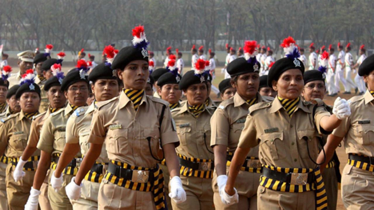 Bihar gets India's first Tribal women police battalion