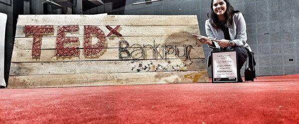 TEDx Bankipur, Anjali Singh