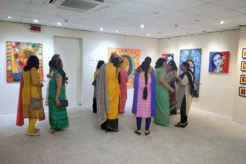 Biharins, Art Exhibition, Patna, Women Artists